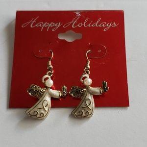 Happy Holidays 🎄🎆 new Angel Earrings